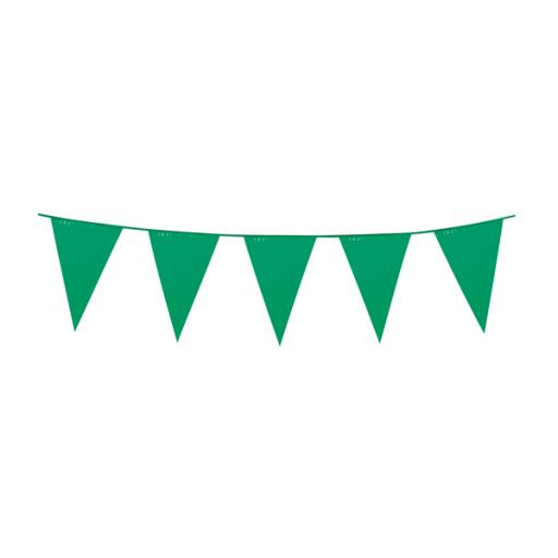 10m Polyethylene Giant Bunting - Green