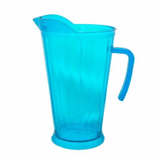 Neon Blue Pitcher – 1.75 litres