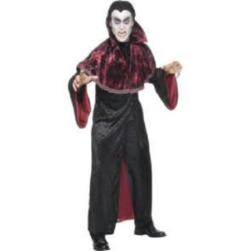 Gothic Fiend Costume -Large Size