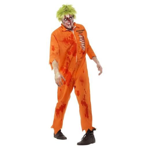 Zombie Death Row Inmate -L Size