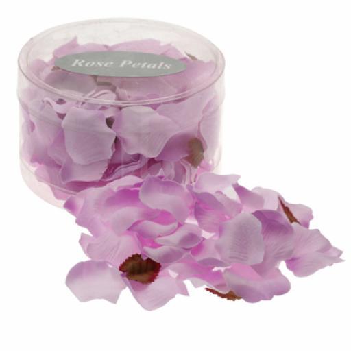 Lilac Artificial Petal Confetti