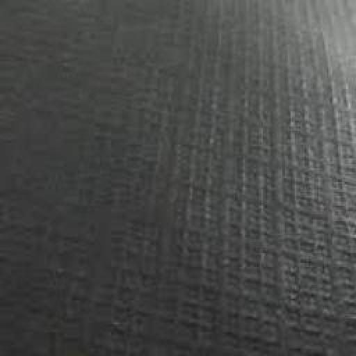 2x Black Table Covers 90x90cm