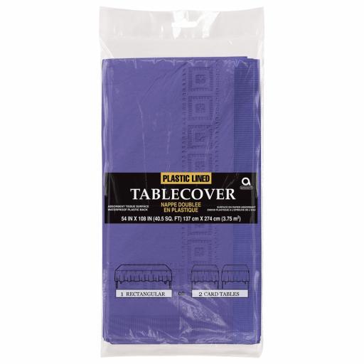 Purple Tablecovers 1.37m x 2.74m