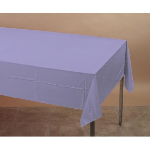 """Lavander Sparkle Paper Tablecovers 54""""x108"""""""