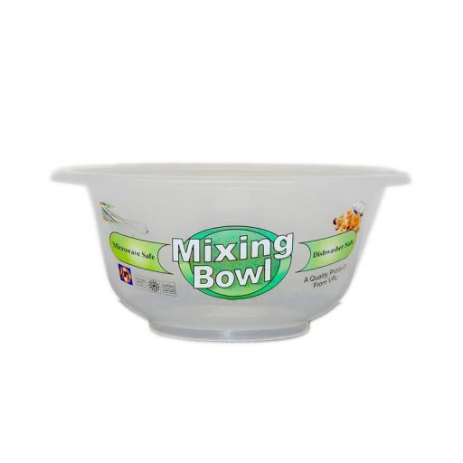 15cm Plastic Mixing Bowls