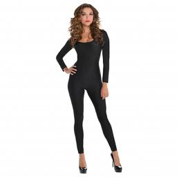 Black Catsuit - Small