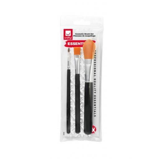 Smiffys Make-Up FX Essentials Cosmetics Brush
