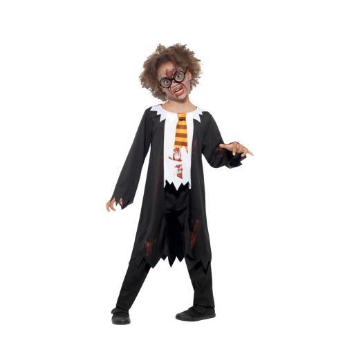 Zombie Student Costume Size S