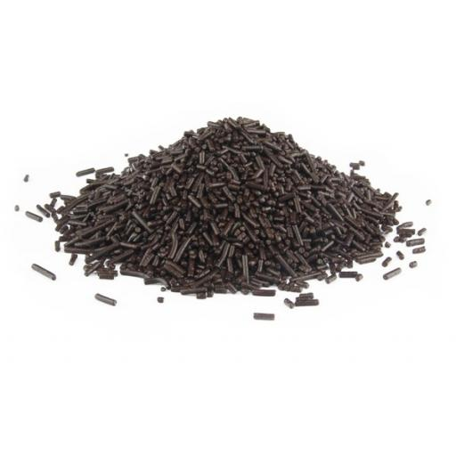 Chocolate Flavor Vermicelli Dark 80g