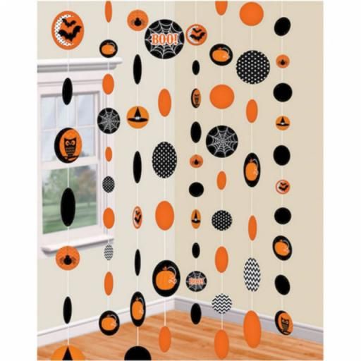 Modern Halloween Party Hanging String Decorations