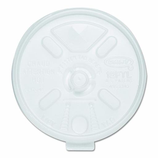 100FL Dart Liftn'lock Lids for 10oz Cup