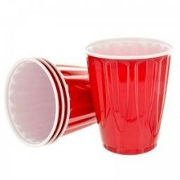 40 Big Red Cups 532 ml(18oz)