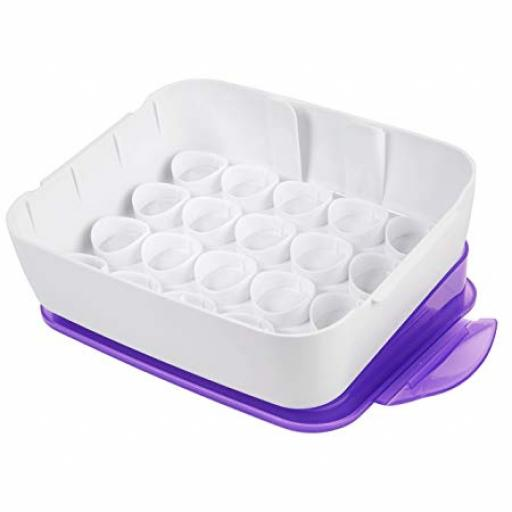 Wilton Icing Color Organizer
