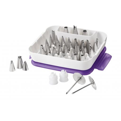 Wilton Master Piping Tip Set