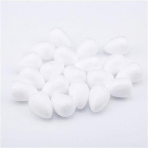 Polystyrene Bud Cones Sugar Craft 10 X 16mm