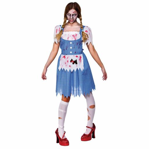 DECEASED DOROTHY COSTUME-MEDIUM