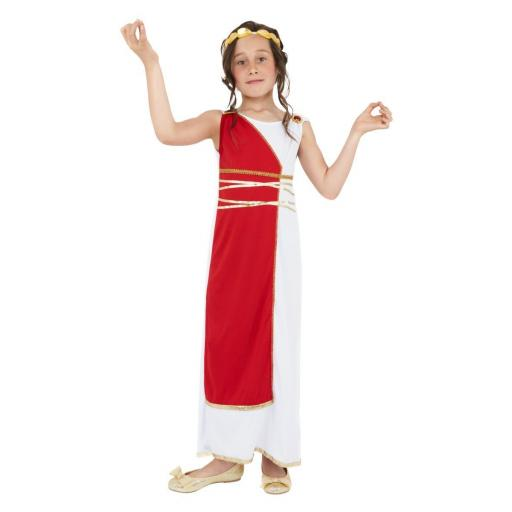 Grecian Girl Costume Large