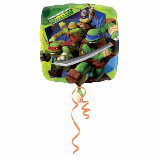 Teenage Mutant Ninja Turtles Foil Balloon - 17inch