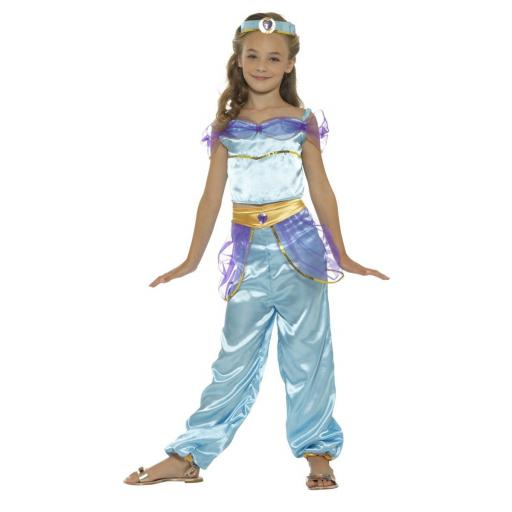 Arabian Princess Costume small