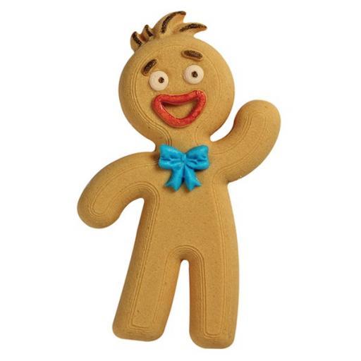 JEM Pop It Mould - Gingerbread Man - 2 Piece