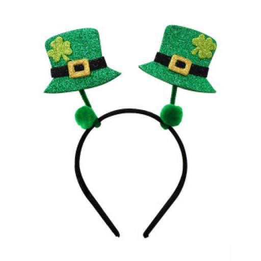 Boland Green St. Patrick Day Tiara