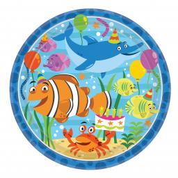 Ocean Buddies Paper Plates 8pk.jpg