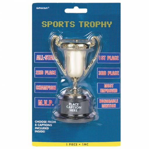 Customise Trophy