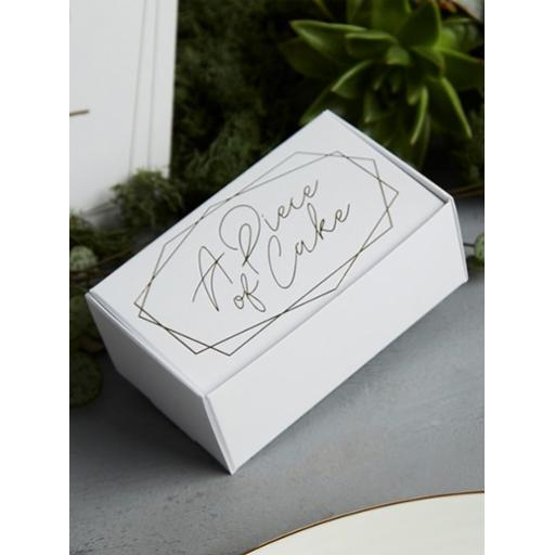 Mini Cake Boxes- Pack of 10