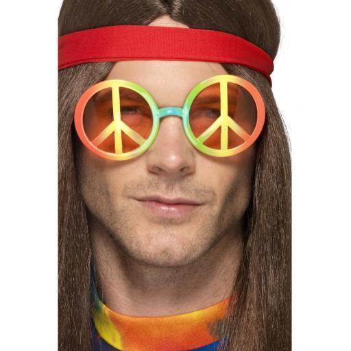 Hippie Glasses 1960s