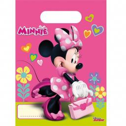 Minnie Mouse Happy Helpers Party Favour Loot Bags