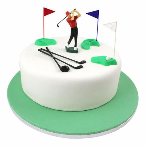 PME Golf Decorations 13 Piece