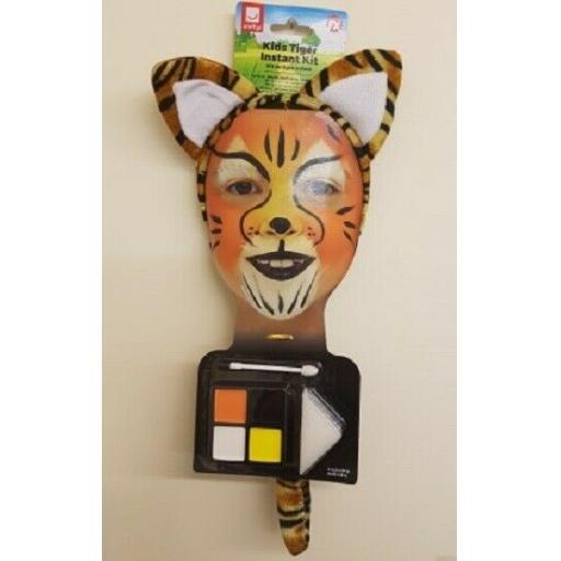 Kids Tiger Instant Kit
