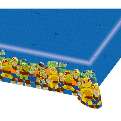 Turtles Half Shell Heroes Table Cover 1.80x1.20m