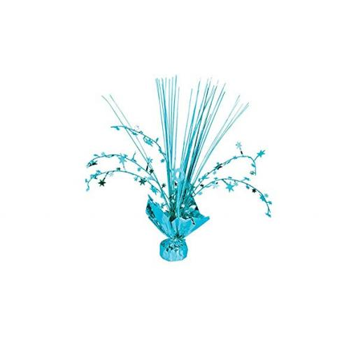 Blue Centrepiece Balloon Weight