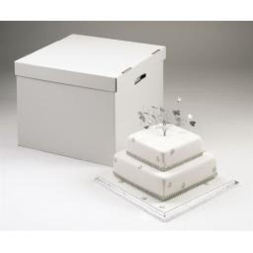 Stacked Cake Box - 18''/20'' (457mm/508mm)