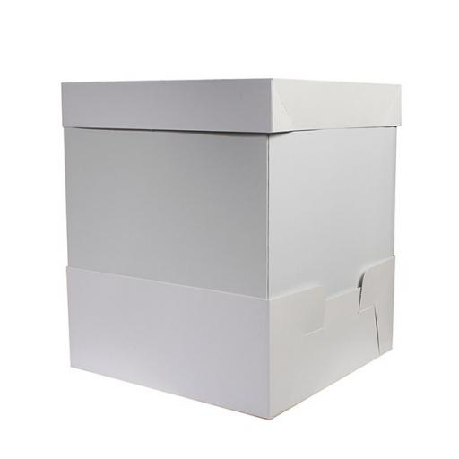 "14 x 14""Cake Box Extension Full Sided"