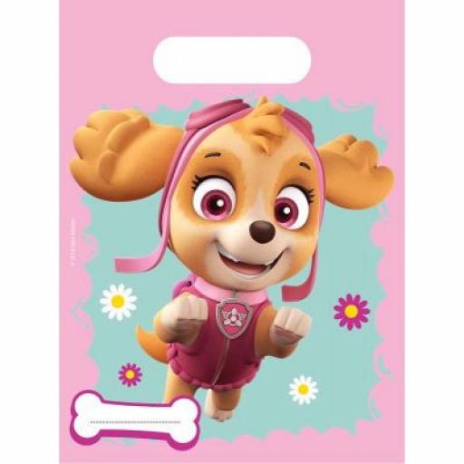 Paw Patrol Sky Party Bags 6 pk