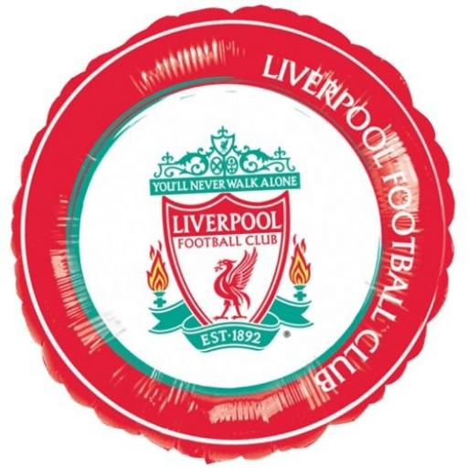 "Liverpool FC 18"" Foil Balloon"