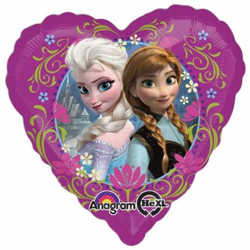"Anagram's Frozen Love 17""Foil Balloon"