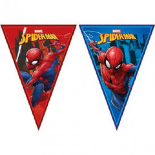 Spider Man Flag Banner 2,3m