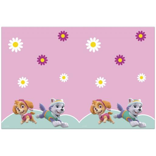 Paw Patrol Sky Plastic Table Cover 120 x 180 cm