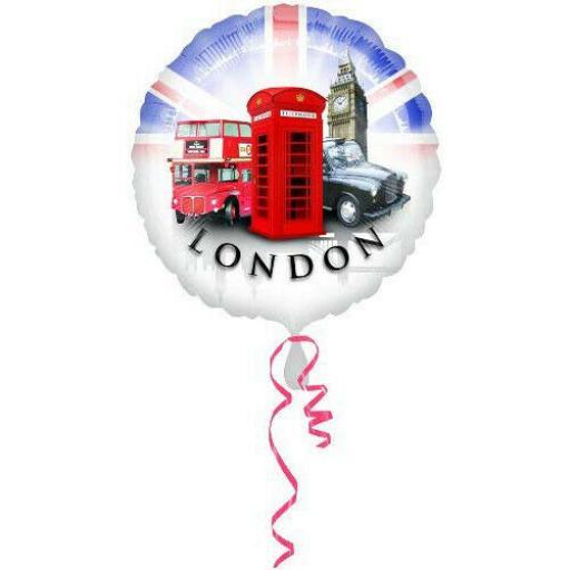 "Union Jack 18"" Foil Balloon"
