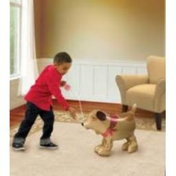 Adorable Doggy Dog Pet Puppy Party Foil Airwalker Balloon