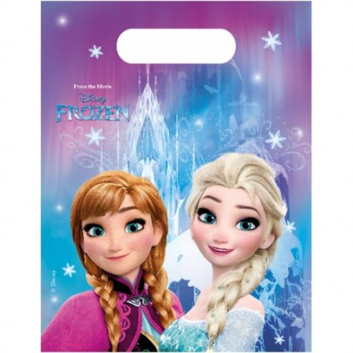 Frozen Party Bags 6pk