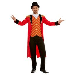 Deluxe Ringmaster Adult Costume