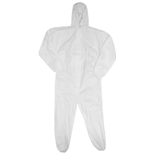 Amtech One Piece Decorators Coverall Size XL