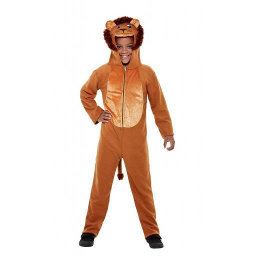 Kids Lion Costume Size S