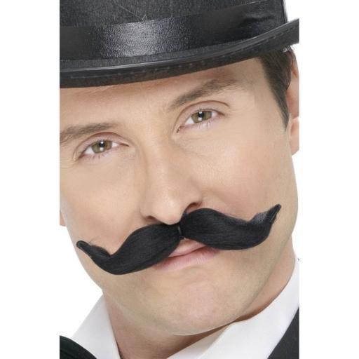Adaptable Moustache