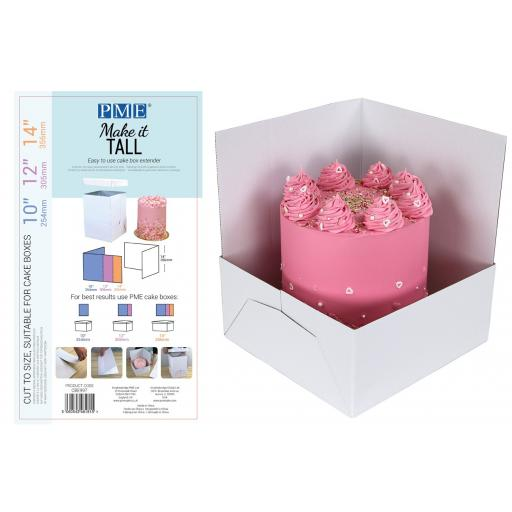 3 In1 Cake Box Extension