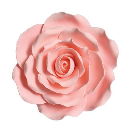 Gumpaste Rose Pink 101mm